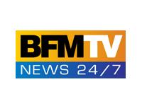 Chaîne télévision information continue BFM TV