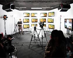 Réalisation d'un programme vidéo pour la télévision