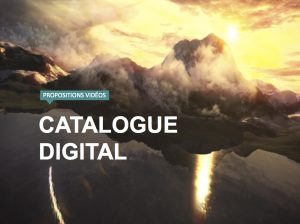 Production audiovisuelle : Votre catalogue digital vidéo