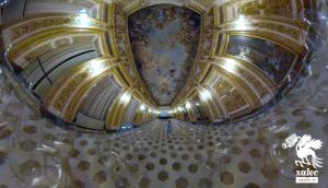 Réalisation de vidéo 360 degrés en réalité virtuelle VR
